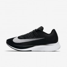 Chaussure Running Nike Zoom Fly Femme Noir/Grise/Blanche 897821-001