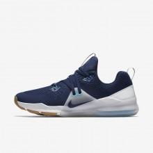 Chaussure De Sport Nike Zoom Train Command Homme Bleu/Platine/Blanche 922478-400