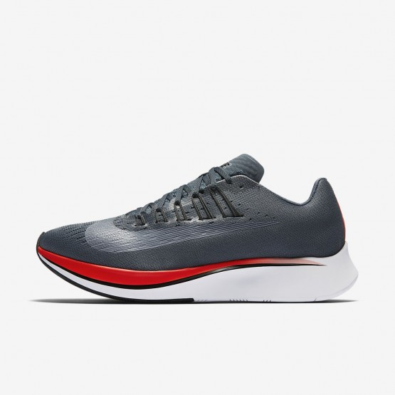 Chaussure Running Nike Zoom Fly Homme Bleu/Rouge/Noir 880848-400