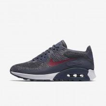 Zapatillas Casual Nike Air Max 90 Mujer Claro Blancas/Fucsia/Rosas 881109-005