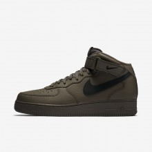 Nike Air Force 1 Lifestyle Shoes Mens Ridgerock/Black 315123-205